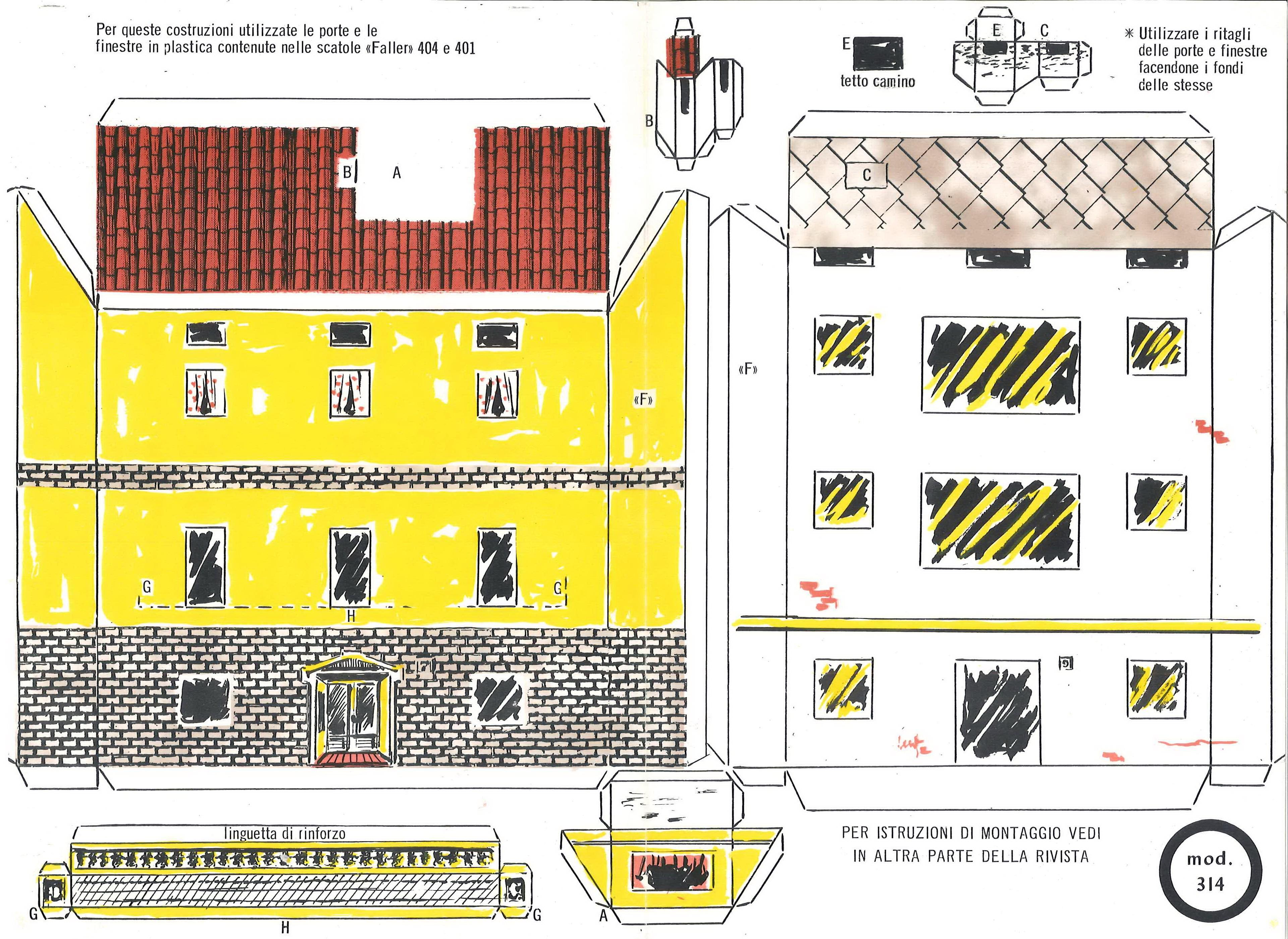Dario pisani informazioni su persone con immagini for Modelli di case da costruire